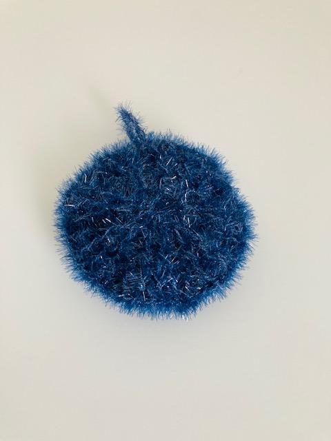 Tawashi bubble « Bleu marine »