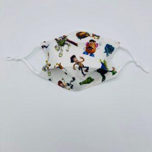 Masque enfant 5/10 AFNOR « Toy story »